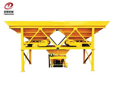 Concrete Batching System-I