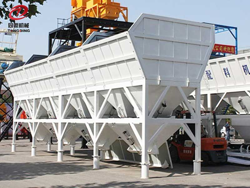 Concrete Batching System-II