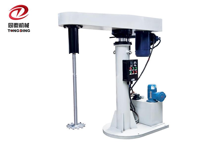 High Speed Disperser Disperser Machine Emulsion Paint Mixer